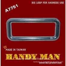 A7751 Hot Forged Aluminum Big Loop Buckle