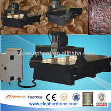 ELE- 1332 cnc stone carving machine with high speed