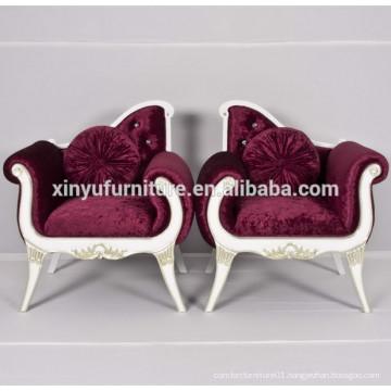 Hotel lobby reception antique chair XYN2821