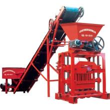 shandong hongfa QTJ4-35B2 cement brick making machine in uganda