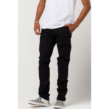 Mens Skinny Tapered Jeans