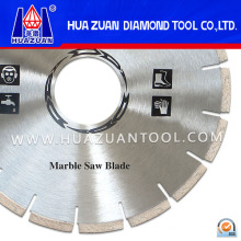 250mm Mable Blade with Size in 42.5/40.5*3*10mm Fan-Type Diamond Cutting Discs for Sale