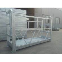 Heavy Galvanized Steel Structure Industry Fabrication, Large Metal Frame