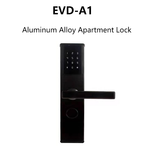 Aluminum Alloy Apartment Lock