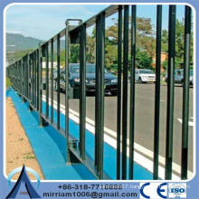 Easily Assembled Metal Protecting Mesh pool fence