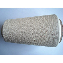 Jute Viscose Corn Fiber Blenched Yarn Ne30s/1