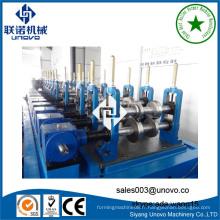 Machine de formage de rouleaux pour la ligne de production de plate-forme d'échafaudage