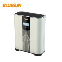 bluesun 5kw однофазный гибридный солнечный инвертор с контроллером заряда mppt