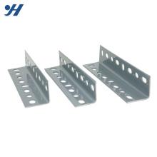 A melhor barra de ângulo de aço laminada categoria da qualidade Q235 com furo