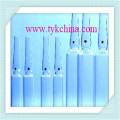 Neutrale pharmazeutische Glasampulle durch Neutralglasröhre