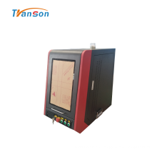 Best price Sealed Fiber Laser Metal Engraving Machine