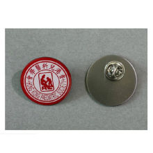 Offset Printing Badge, Stainless Steel Lapel Pin (GZHY-YS-016)