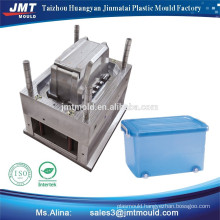 injection plastic tool box mould supplier