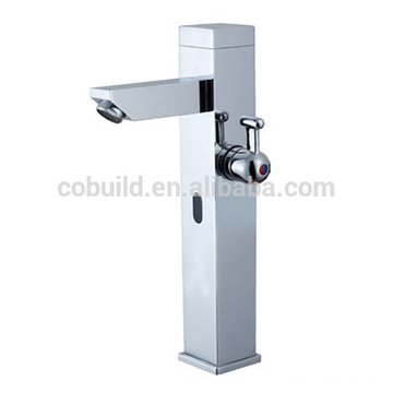 Bathroom infrared automatic sensor faucet with handle KS-30