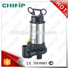 CHIMP V1300D preço da bomba de água submersível de esgoto