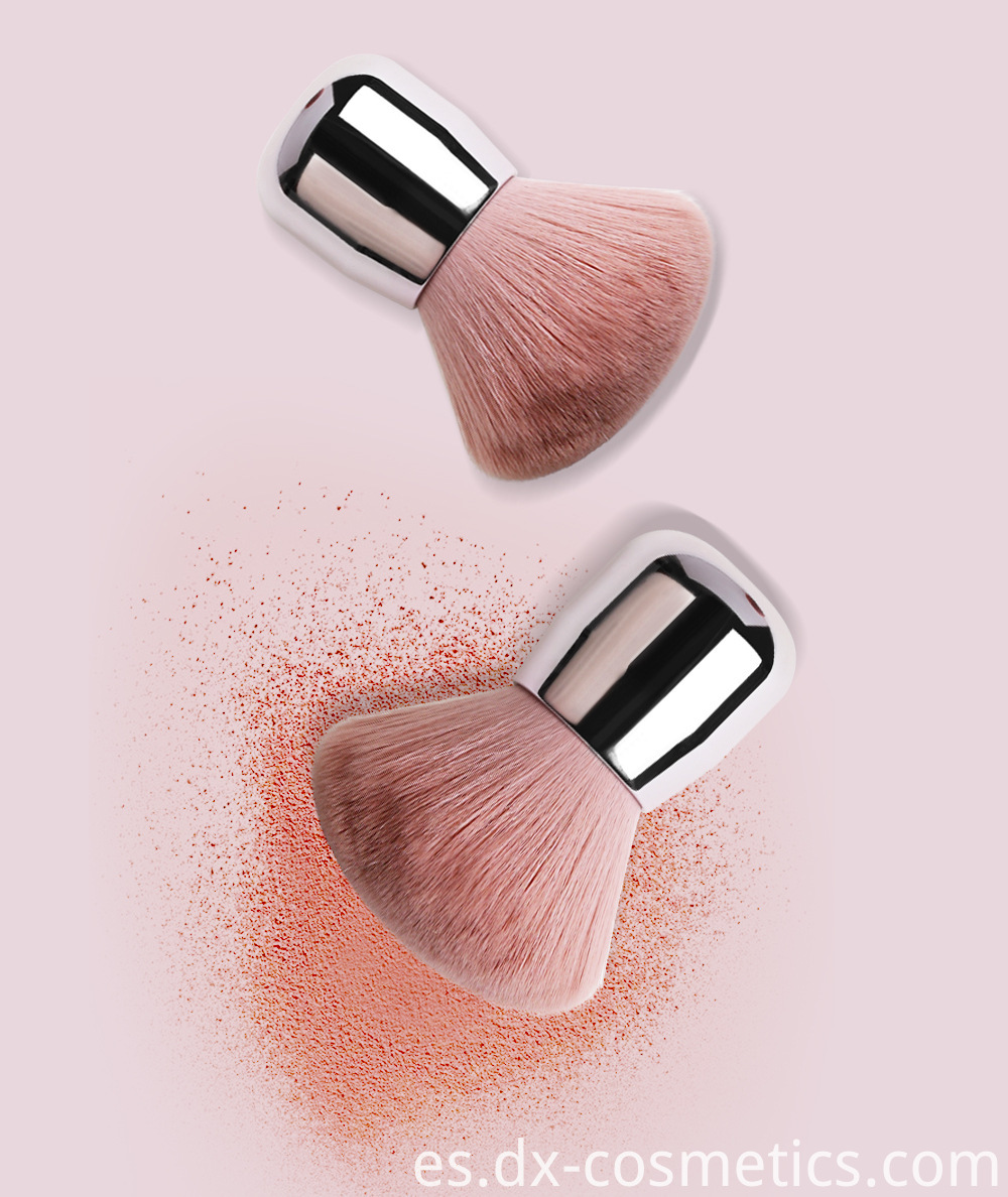 Round Loose Powder Brush 1