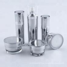 la botella más popular de la loción de acrílico cosmética del nuevo diseño