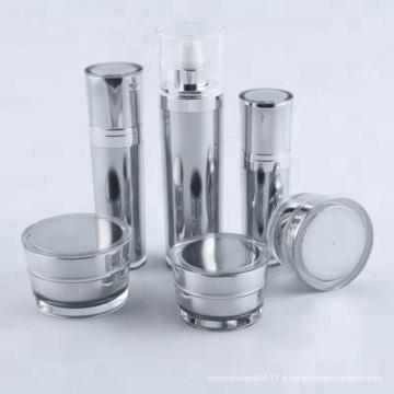 la plus populaire nouvelle conception bouteille de lotion acrylique cosmétique