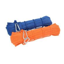 6 milímetros de alta resistência de poliéster auxiliar corda de escalada, atacado, quente!