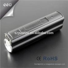 Карманная ручка фонарика - черный X1