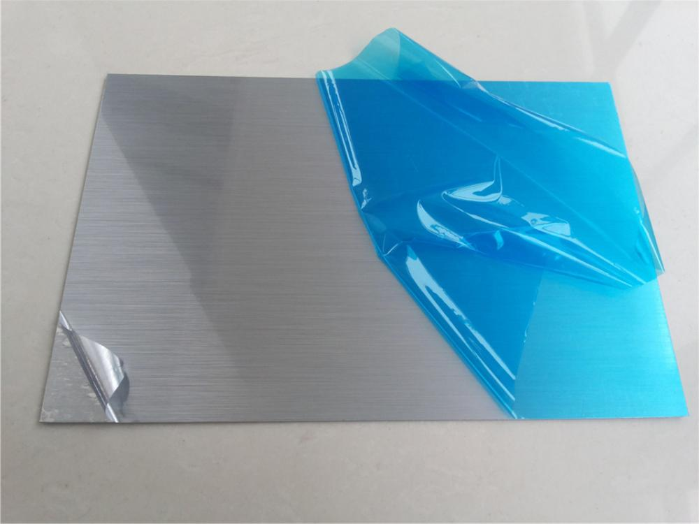 aluminum brushed laminate sheet