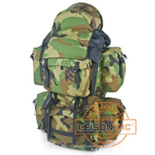 Military Load-bearing Backpack Large Capacity Camo for tactical hiking outdoor sports hunting camping airsoft