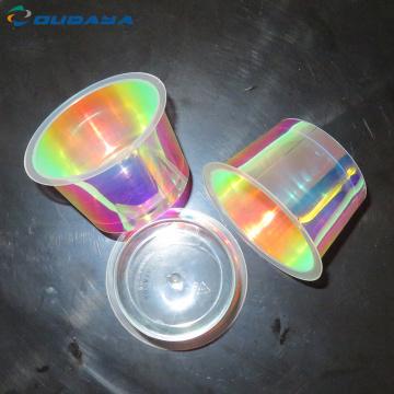 Food iml plastic pp cup for yogurt pudding