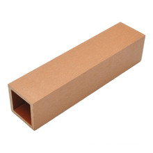 Corrosion Resistance Wood Plasic Composite Column 50*50