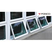 Ураган Воздействие закаленное ламинированное стекло Алюминиевые окна и двери
