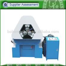 Máquina de laminação de rosca hidráulica para parafuso de tubo