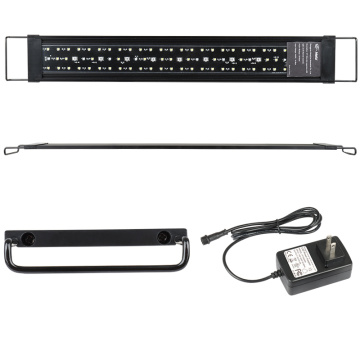 "Heto Aquarium 24 ""Super Slim LED-Licht Remote-Version"