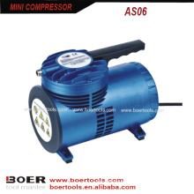 Compressor portátil do compressor de ar de 1 / 4HP mini para pintar