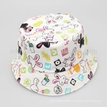 Wholesale Kids Cotton Custom Colorful Bucket Hat