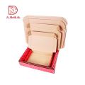 Großhandels kundengebundener Größenluxuskosmetikverpackungskarton