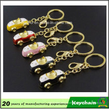 Promotional Open Car Keychain