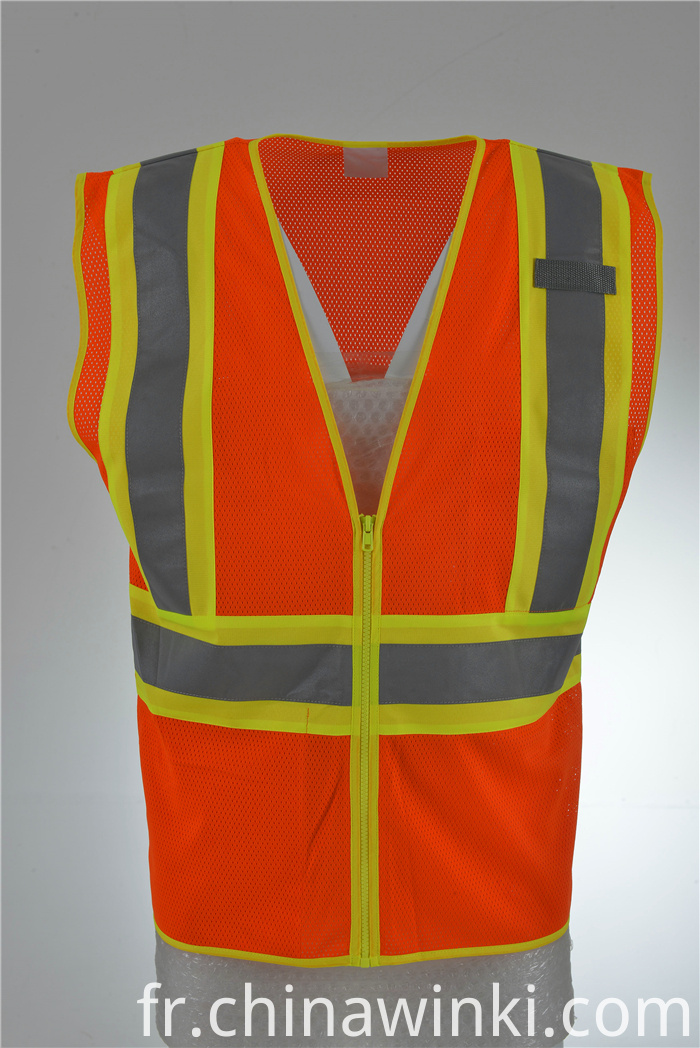 running safety vest