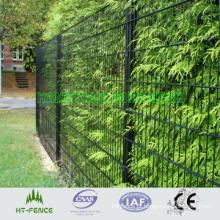 Painel revestido PVC da cerca 3D (HT-P-020)