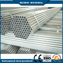 Q195 200g Zinc Coating Hot-Dipped Galvanized Steel Tube