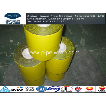 PVC Gas Association Pipe Wrap Tape