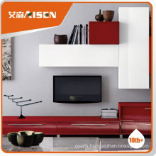 With quality warrantee cheap price modern TV cabinet