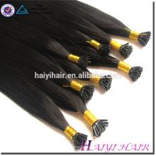 Virgin Remy Full Cuticle Tangle Y Shedding Free Tip Design Hair Design para niñas