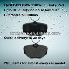 D493 Bremsbelag für BMW 325/318