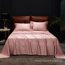 Most Luxurious Bedding Satin Bedsheet Soft Sheets 600 Thread Count