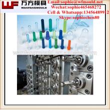 Proveedor de China producción Frasco PET preforma molde / OEM Personalizado inyección de plástico Frasco Pet preforma molde hecho en China