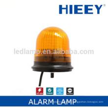 Luz de advertência do caminhão da lâmpada do diodo emissor de luz do diodo emissor de luz girando e LED magnéticos Luz de emergência Strobe Beacon, luz do estroboscópio do diodo emissor de luz