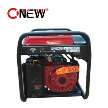 Ce ISO Arppoved Single Phase 220V 3kw Natural Gas Generator