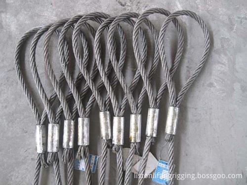 wire rope sling photo