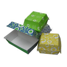 Snack Food Box / One-off Paper Box / Chicken Box /Smack-Box