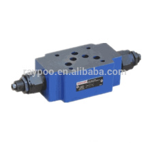 rexroth ZDB10 type relief sandwich valve