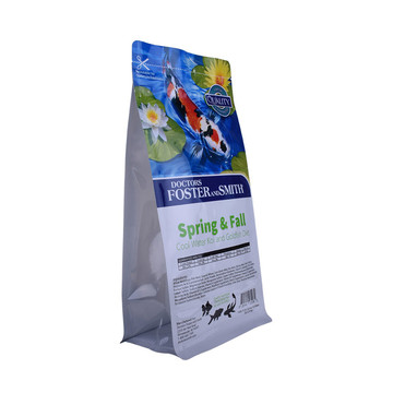 Eco friendly Dog Cat Treats Packaging Bags